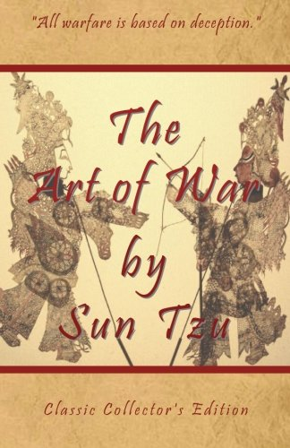 9781934255155: The Art of War by Sun Tzu - Classic Collector's Edition: Includes The Classic Giles and Full Length Translations