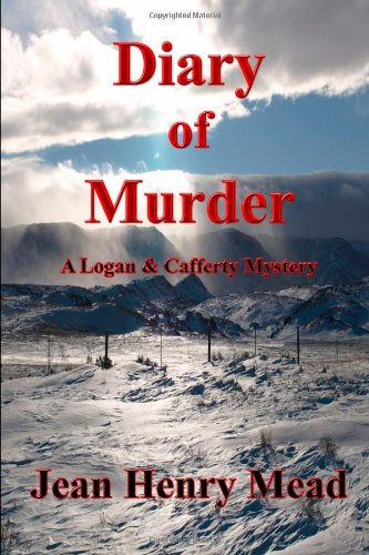9781934258330: Diary Of Murder: A Logan & Cafferty Mystery