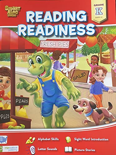 9781934264010: Reading Readiness: Grade K (The Smart Alec Series)