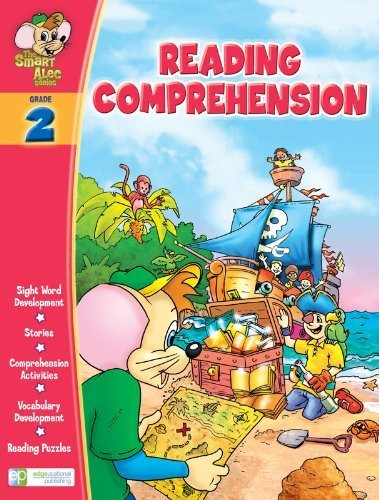 9781934264034: Smart Alec Grade 2 Reading Comprehension Workbook (Smart Alec Series Educational Workbooks)