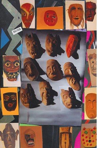 Masks: Ray Bradbury