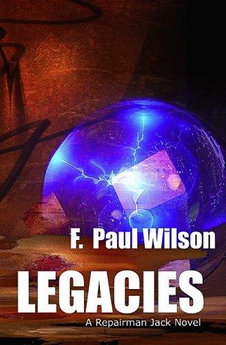 9781934267059: Legacies: A Repairman Jack Novel (Repairman Jack Novels)