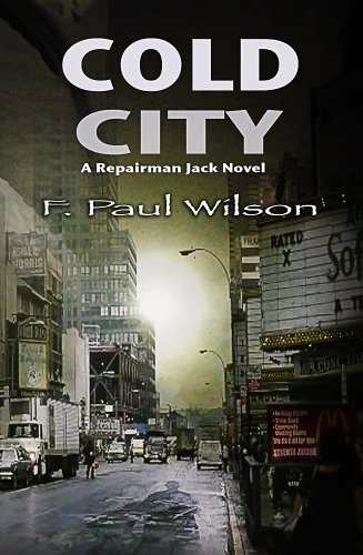 9781934267325: Cold City (Repairman Jack: Early Years Trilogy)