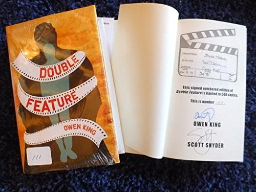 9781934267431: Double Feature Signed Limited Edition