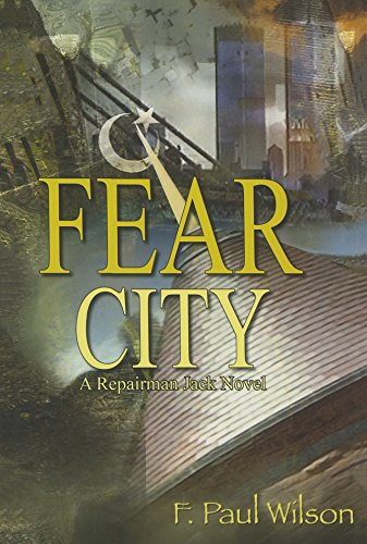 9781934267448: Fear City (Repairman Jack Prequel)