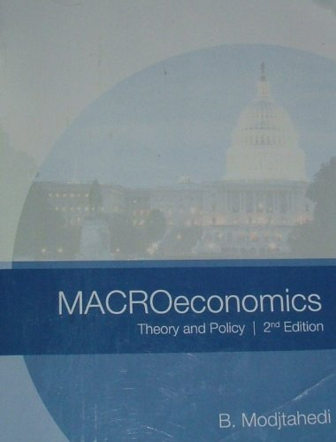 9781934269190: MACROeconomics Theory and Policy 2nd Edition