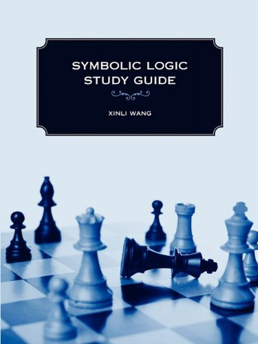 9781934269794: Symbolic Logic Study Guide
