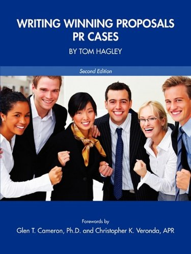 9781934269961: Writing Winning Proposals: PR Cases, Second Edition
