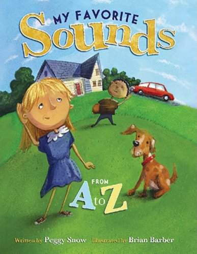 9781934277027: My Favorite Sounds from A to Z (My Favorites)