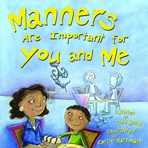 9781934277041: Manners Are Important for You and Me