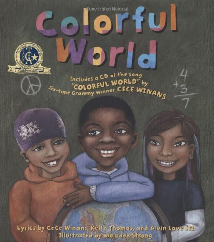 9781934277133: Colorful World with Song CD