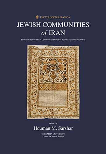 9781934283325: Jewish Communities of Iran
