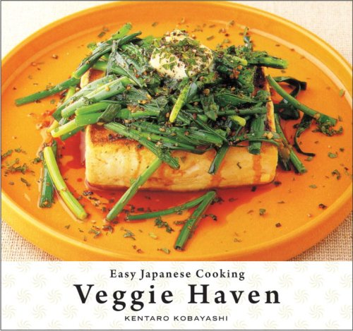 9781934287620: Veggie Haven (Easy Japanese Cooking)