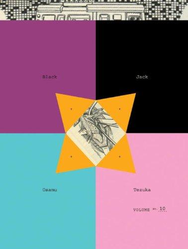 Black Jack, Vol. 10: Osamu Tezuka