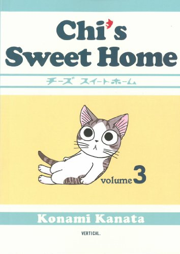 9781934287910: Chi's Sweet Home, volume 3