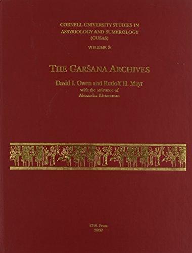 Garshana Archives