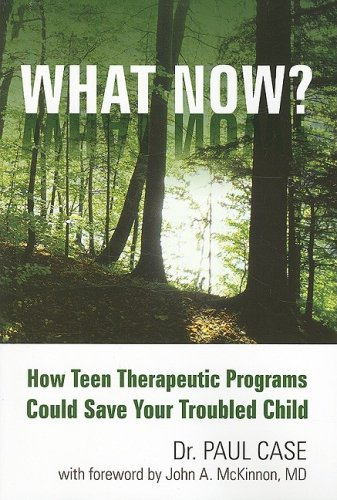 What Now?: How Teen Therapeutic Programs Could Save Your Troubled Child: Case, Paul