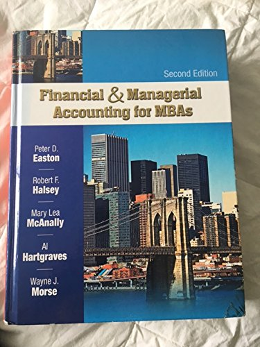 9781934319352: Financial & Managerial Accounting for MBAs