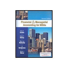 solutions for chapter 11 managerial accounting 8th edition ronald hilton