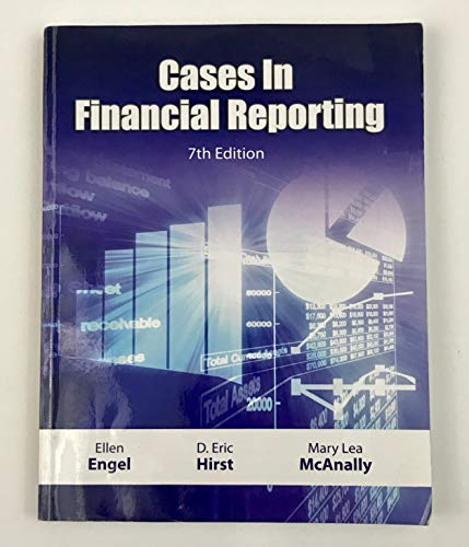 9781934319796: Cases in Financial Reporting