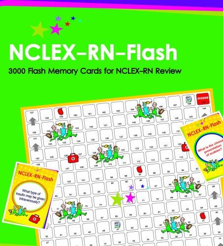 9781934323205: NCLEX-RN-Flash