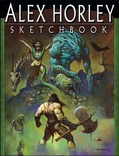 9781934331279: Alex Horley Sketchbook PB