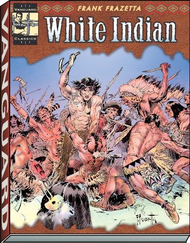 White Indian Volume 2: Frazetta, Frank