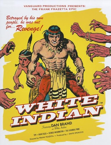 9781934331477: WHITE INDIAN DELUXE (Vanguard Classics)