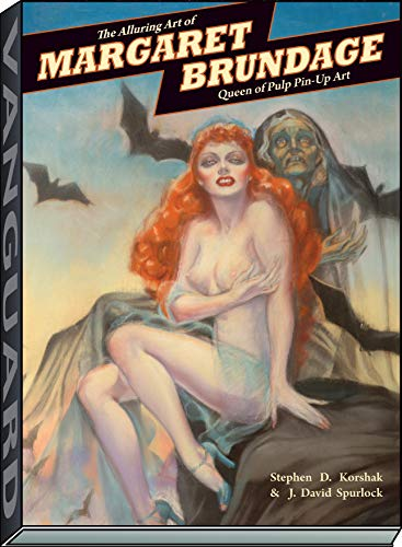 9781934331491: The Alluring Art of Margaret Brundage: Queen of Pulp Pin-Up Art