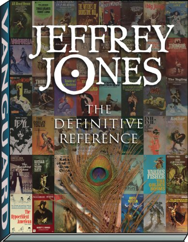9781934331545: Jeffrey Jones: The Definitive Reference (Definitive Reference Series)