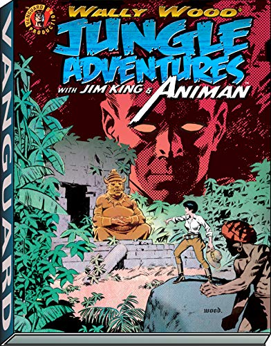Wally Wood Jungle Adventures - Animan