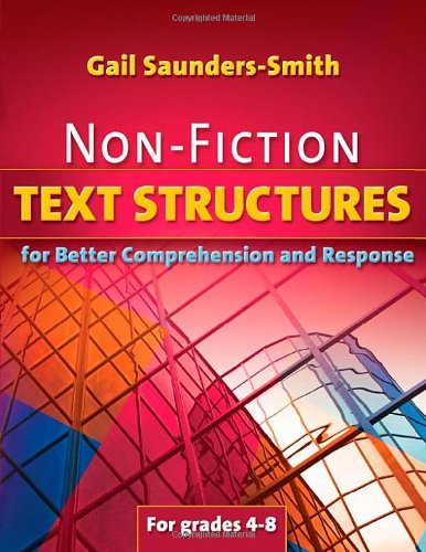 9781934338384: Non-Fiction Text Structures for Better Comprehension and Response (Maupin House)