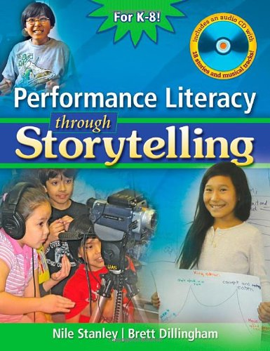 9781934338414: Performance Literacy through Storytelling (Maupin House)