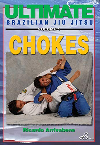 9781934347027: Ultimate brazilian jiu jitsu: vol. 1 - Ultimate Chokes