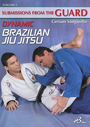 9781934347157: DYNAMIC BRAZILIAN JIU JITSU Vol. 3