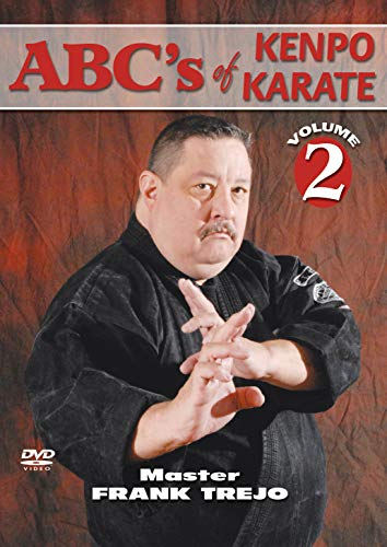 9781934347584: ABC's of KENPO KARATE Vol. 2