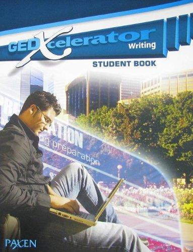 9781934350232: GED Xcelerator Writing