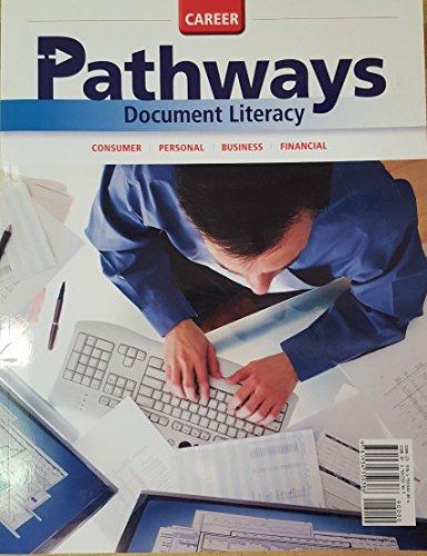 Paxen Career Pathways Series: Workbook Document Literacy: STECK-VAUGHN