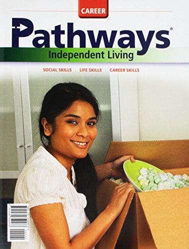 9781934350478: Paxen Career Pathways Series: Workbook Independent Living