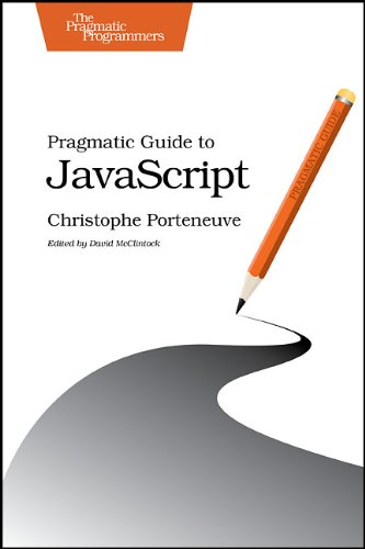 9781934356678: Pragmatic Guide to JavaScript (Pragmatic Guides)