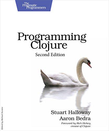 9781934356869: Programming Clojure