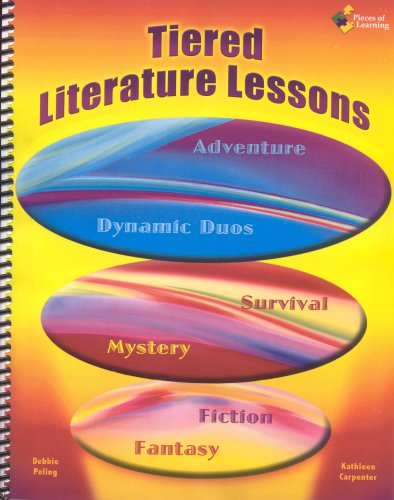 9781934358108: Tiered Literature Lessons