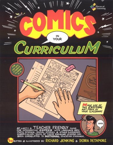 Comics in Your Curriculum: Richard Jenkins; Debra Detamore