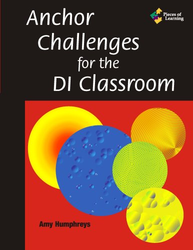 9781934358160: Anchor Challenges for the DI Classroom