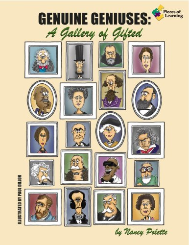 9781934358627: Genuine Geniuses: A Gallery of Gifted