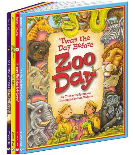 9781934359747: Zoo Animals Set