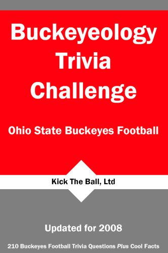 9781934372234: Buckeyeology Trivia Challenge: Ohio State Buckeyes Football