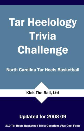 9781934372272: Tar Heelology Trivia Challenge: North Carolina Tar Heels Basketball