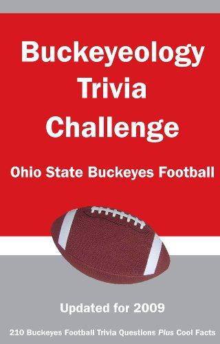 9781934372593: Buckeyeology Trivia Challenge: Ohio State Buckeyes Football