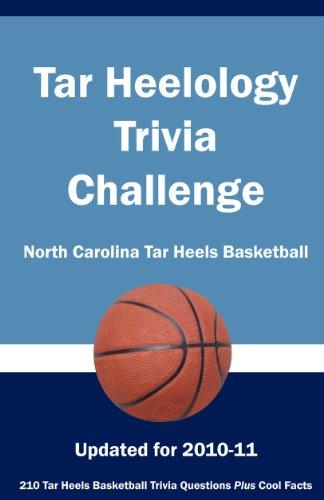 9781934372890: Tar Heelology Trivia Challenge: North Carolina Tar Heels Basketball
